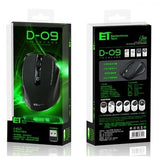 ET-09 Wireless Mouse 2.4 G Wireless Transmission Technology