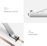Xiaomi Nail Clipper 5 in 1, Stainless Steel Nail Set