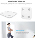 Xiaomi Body Composition Scale 2, Mi Weighing Machine Smart Body Fat Weight Loss