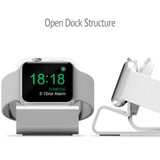 Apple Watch Series 6/SE/5/4/3/2/1 Aluminium Stand Holder Charging Dock for 44mm 42mm 40mm 38mm