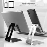 Charging Mobile Stand (V3 / V4) With Free Carrying Pouch, Metallic colour