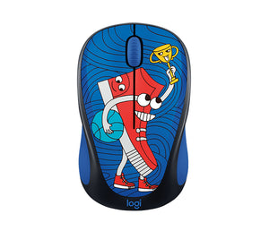 DOODLE Collection M238 Wireless Mouse Mice (4 Designs)