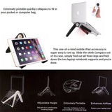 Laptop/Tablet/Ipad Ergonomic Tripod Stand