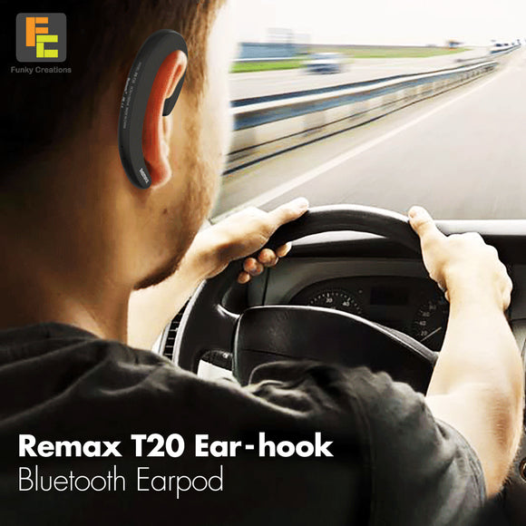 Remax T20 Ear-Hook Bluetooth Earpod