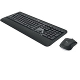 Logitech MK540 Advanced, Wireless Keyboard and Mouse Set 2.4 GHz