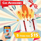 Funky.SG Mystery Box - Car Accessories Randomly pick and pack