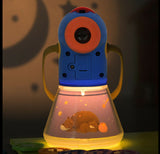 READY STOCK! MiDeer Kids Projector Storybook Torch (8 story with 64 scenes) baby toys