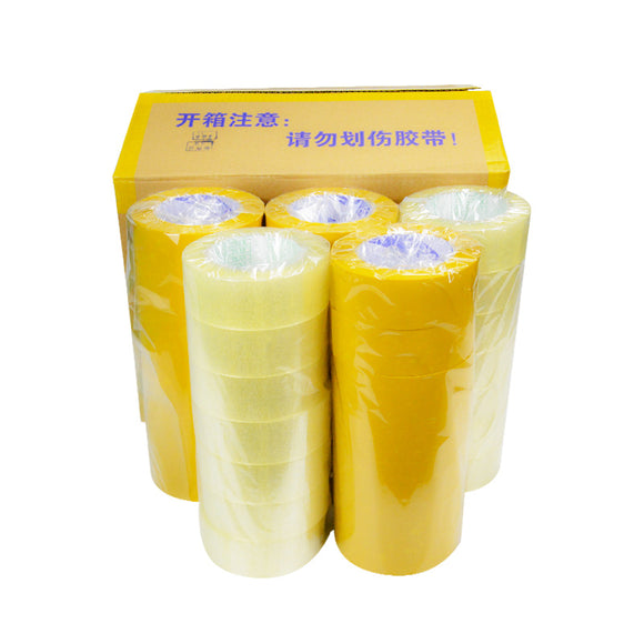 [CLEAR] OPP Seal Tape 4.4cm by 2cm