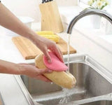 (2PCS) Silicone washing sponge