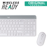 Logitech Wireless Silent Keyboard and Mouse Set MK470