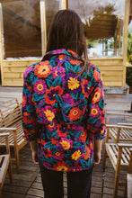 Load image into Gallery viewer, Camisa navajo flores