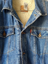Load image into Gallery viewer, Sherpa Denim