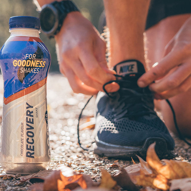 3 Benefits of Protein for Marathon Recovery