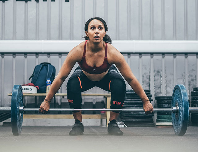 Zoe Smith: What I wish I knew about weightlifting