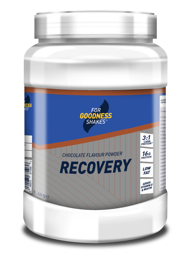 FGS Recovery Powder (1.4kg Tub)