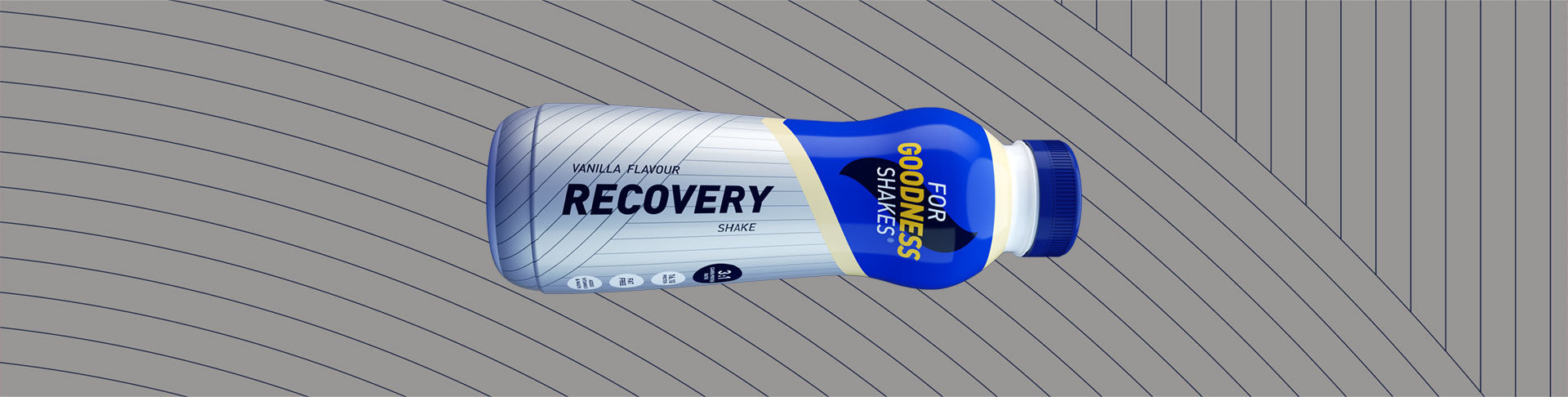 Recovery Shake (475ml) - 10 pack
