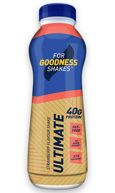FGS Ultimate Protein Shake (475ml) - 10 pack