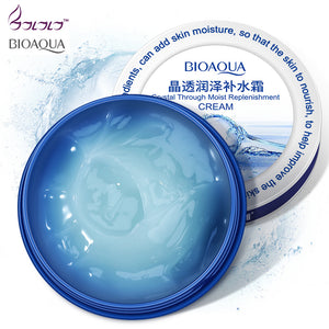 BIOAQUA Cosmetic Deep Hydrating Face Cream With Hyaluronic Acid Anti Wrinkle Essence Skin Care