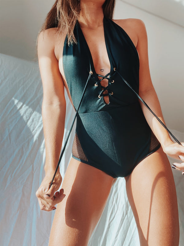 King Night - Black One Piece