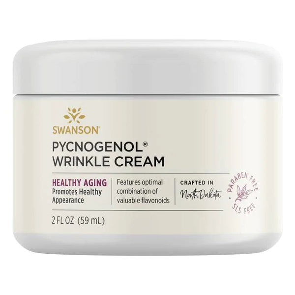 Pycnogenol wrinkle cream