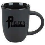 Custom 14 oz. Salem Mug (Satin Black) | Custom + Kind