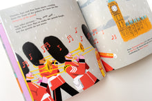 The Amazing Adventures of Aya & Pete in London! (Hardcover)