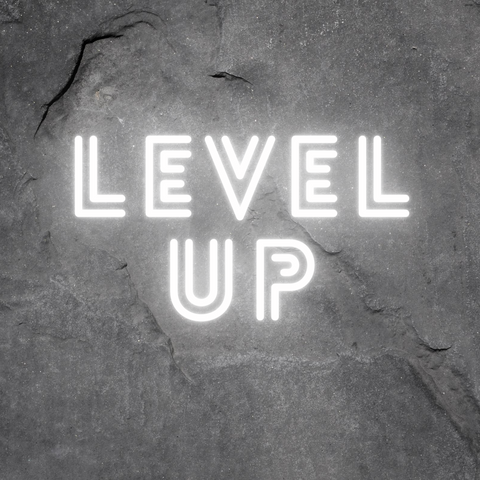 Level Up (Double Lined)