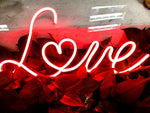 Led Neon Love sign (Large)