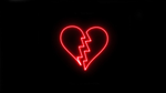 Make your own Neon Broken Heart