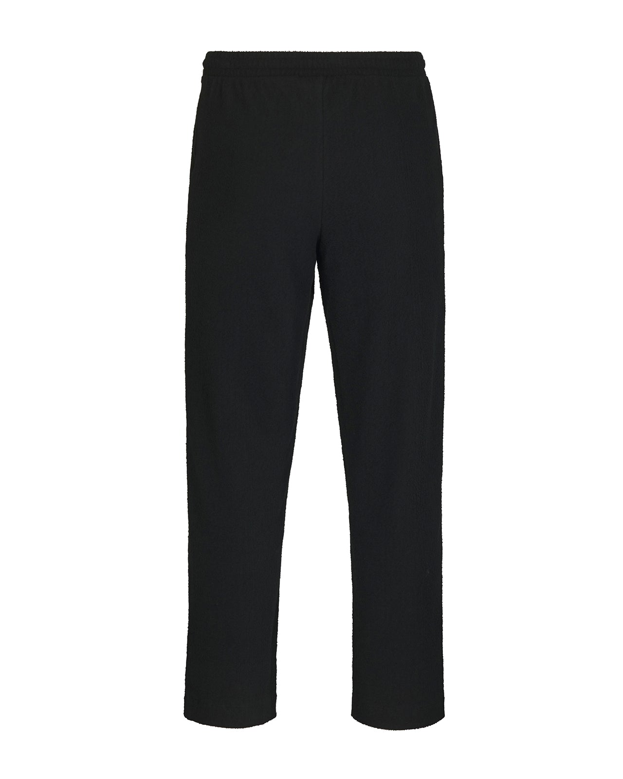 Textured Pants – Black