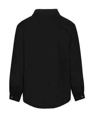 Workers Jacket  - Washed Black