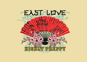 EAST LOVE HIGHLY PREPPY