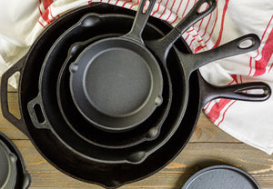Common Questions We All Have With Cast Iron