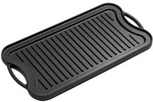 Reversible Grill/Griddle Pan, 20 x 10