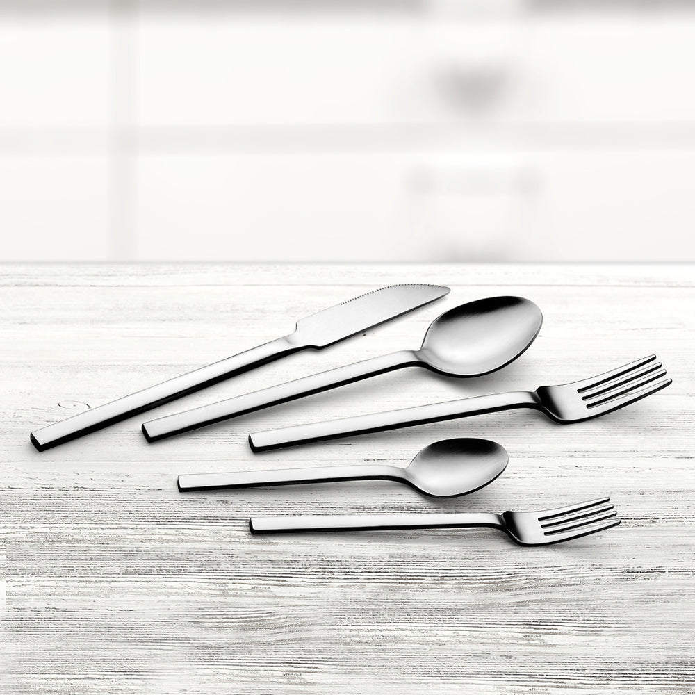 OXLEY Silverware, 20 Piece, Service for 4 - Bruntmor