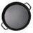 "Pre Seasoned Cast Iron Skillet Dual Handles - 16"" Durable Frying Pan Pizza Pan Large Loop Handles, Camping Skillet, Pizza Pan - Bruntmor"
