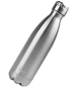 Double Wall Vacuum Insulated Cola Thermos Bottle, 17 oz