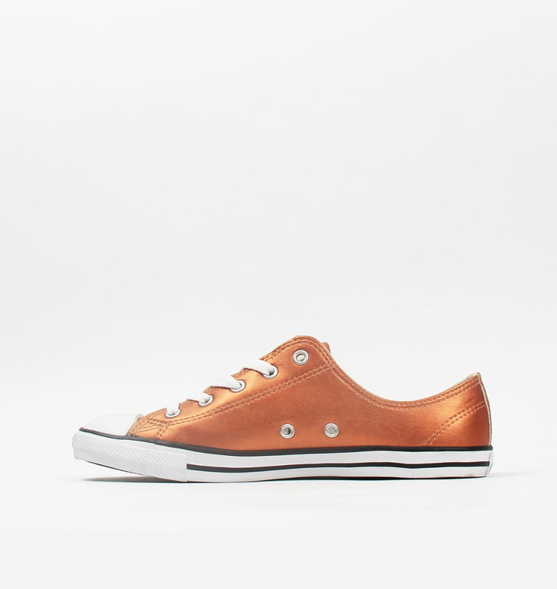 Chuck Taylor All Star Dainty Metallic Leather - Women's