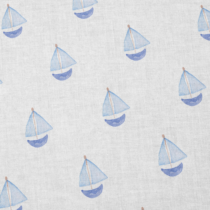 Nautical Sailboat Nursery Collection