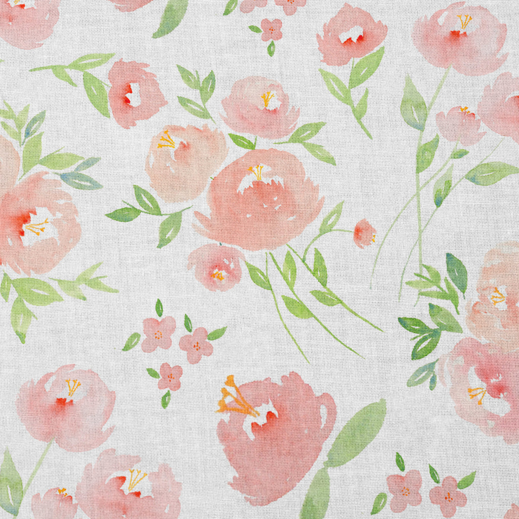 Peach Floral Collection