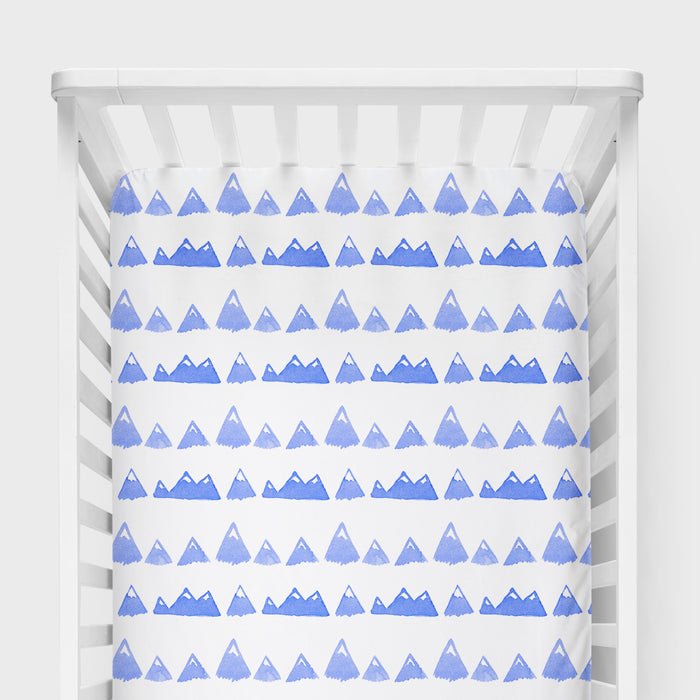 Snowy Mountains Crib Sheet