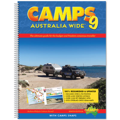 New Camps 9 B4 hard Cover with Camps Snaps incl Free Shipping