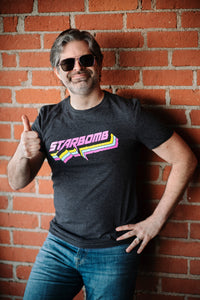 Starbomb - New Logo Shirt