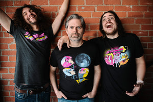 Starbomb - 3 Star Moon Shirt