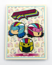 Load image into Gallery viewer, Starbomb - 4 Piece Pin Set - Starbomb Cuties!