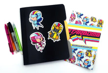 Load image into Gallery viewer, Starbomb - Sticker Set