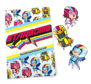 Starbomb - Sticker Set