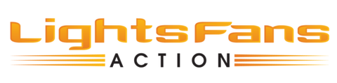 Lights Fans Action Logo