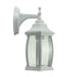 Kent White Exterior Coach Light by Amond