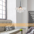Macey 3 Light Glass Ball Cluster Pendant by Amond